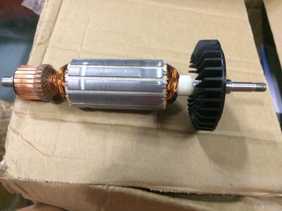 Rotor (ruột)máy mài góc Makita 9556