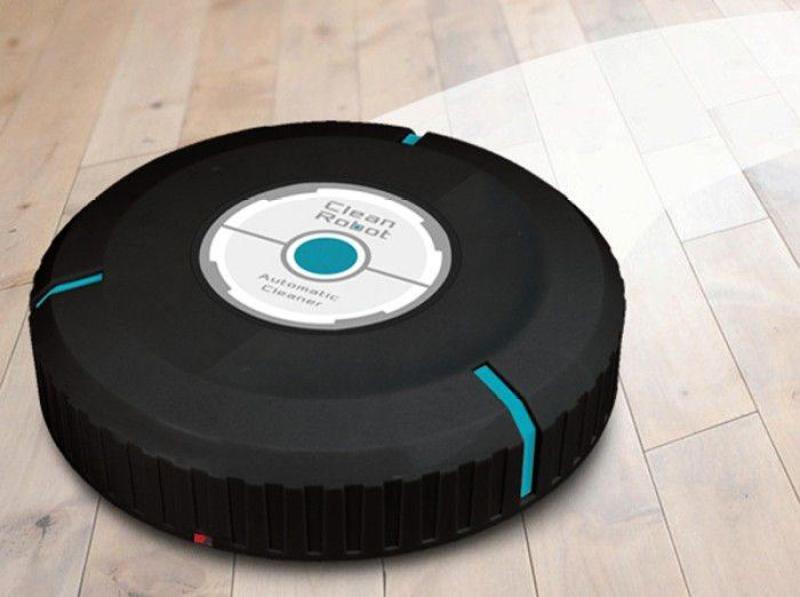 Robot tự lau nhà thông minh Clean Robot