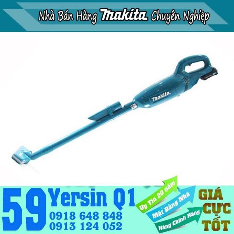 Máy hút bụi dùng pin Makita CL107FDZ 12V (chưa pin + sạc)