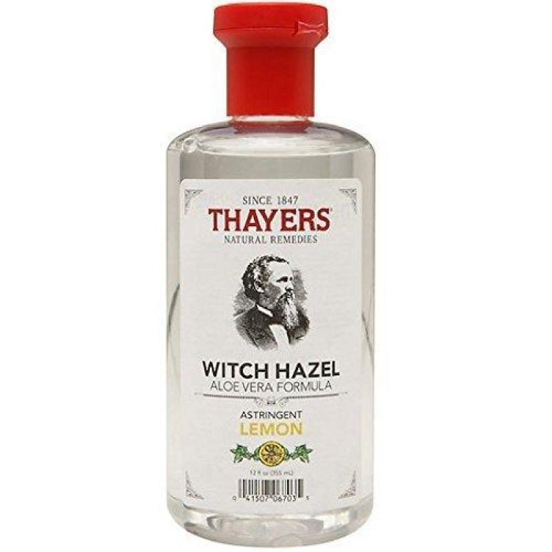 Nước hoa hồng THAYERS Lemon Witch Hazel Astringent 355ml (Hương chanh - Dành cho da hỗ hợp) cao cấp
