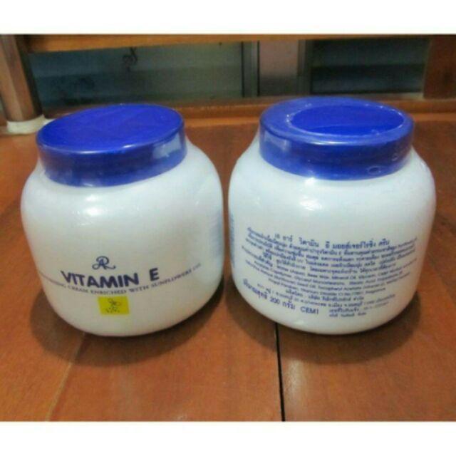 Hình ảnh Kem dưỡng Vitamin E thái