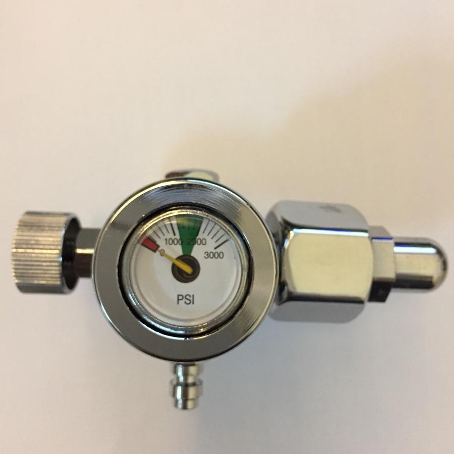Đồng hồ khí Argon tiết kiệm khí