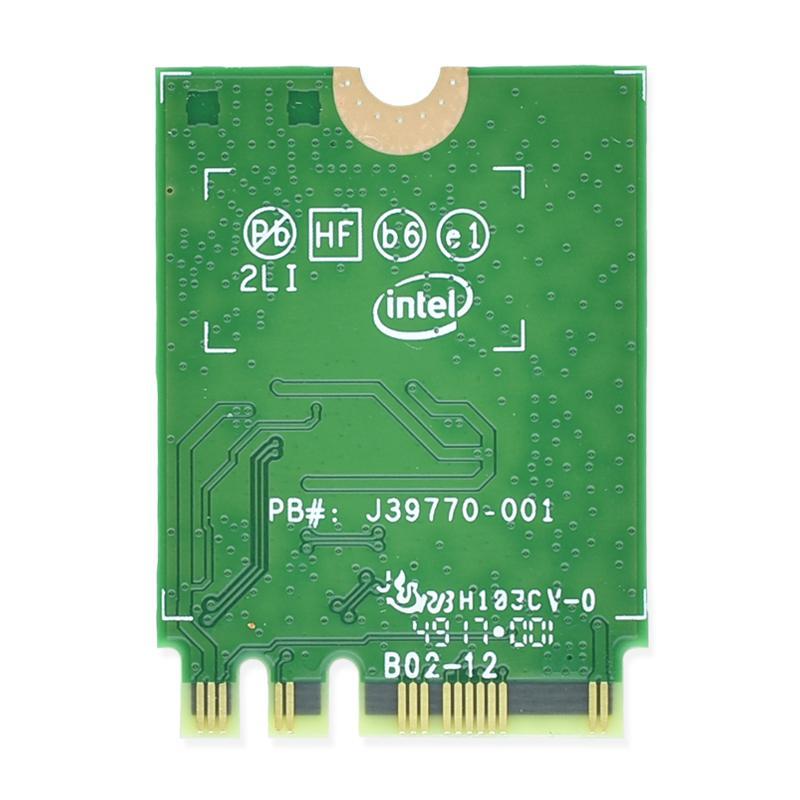 Detail Gambar New Intel 9260NGW Dual band AC 9260 9260ac 1730Mbps 9260 ac Bluetoth5.0 NetworkCard Wifi PK 8265 7260 8260 Terbaru