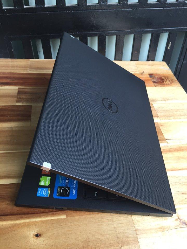 LAPTOP  BÁN TRẢ GÓP-Dell N3542 i7-4510u ram 4GB,ổ cứng 500GB,VGA GT840m 2G-Màn 15.6