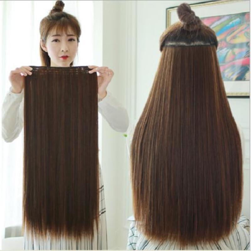 tóc kẹp thẳng - tóc giả nhập khẩu