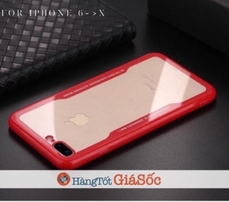 Giá Ốp trong viền màu Super Light cho iPhone 6 Plus/6S Plus