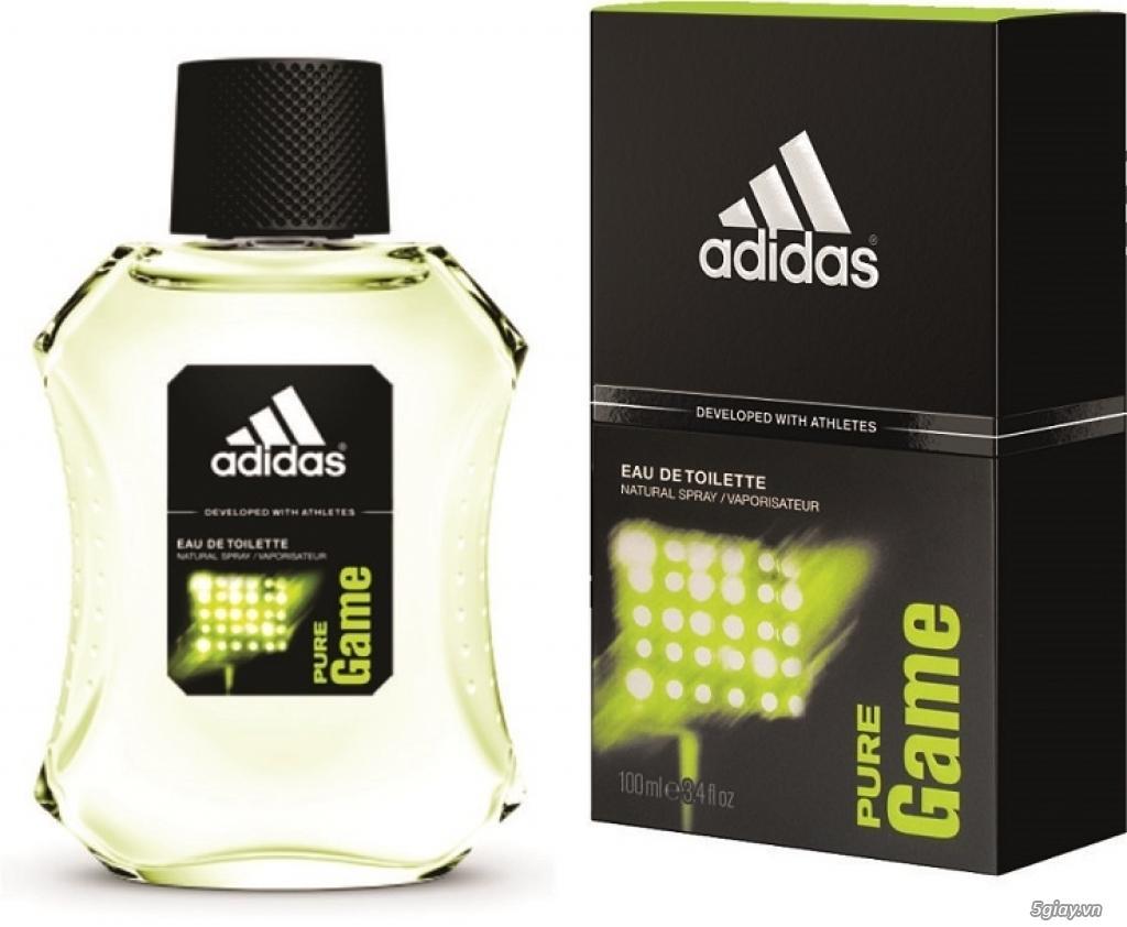 Nước Hoa Nam Adidas Eau De Toilette 100 Ml Pure Game Adidas Chiết Khấu