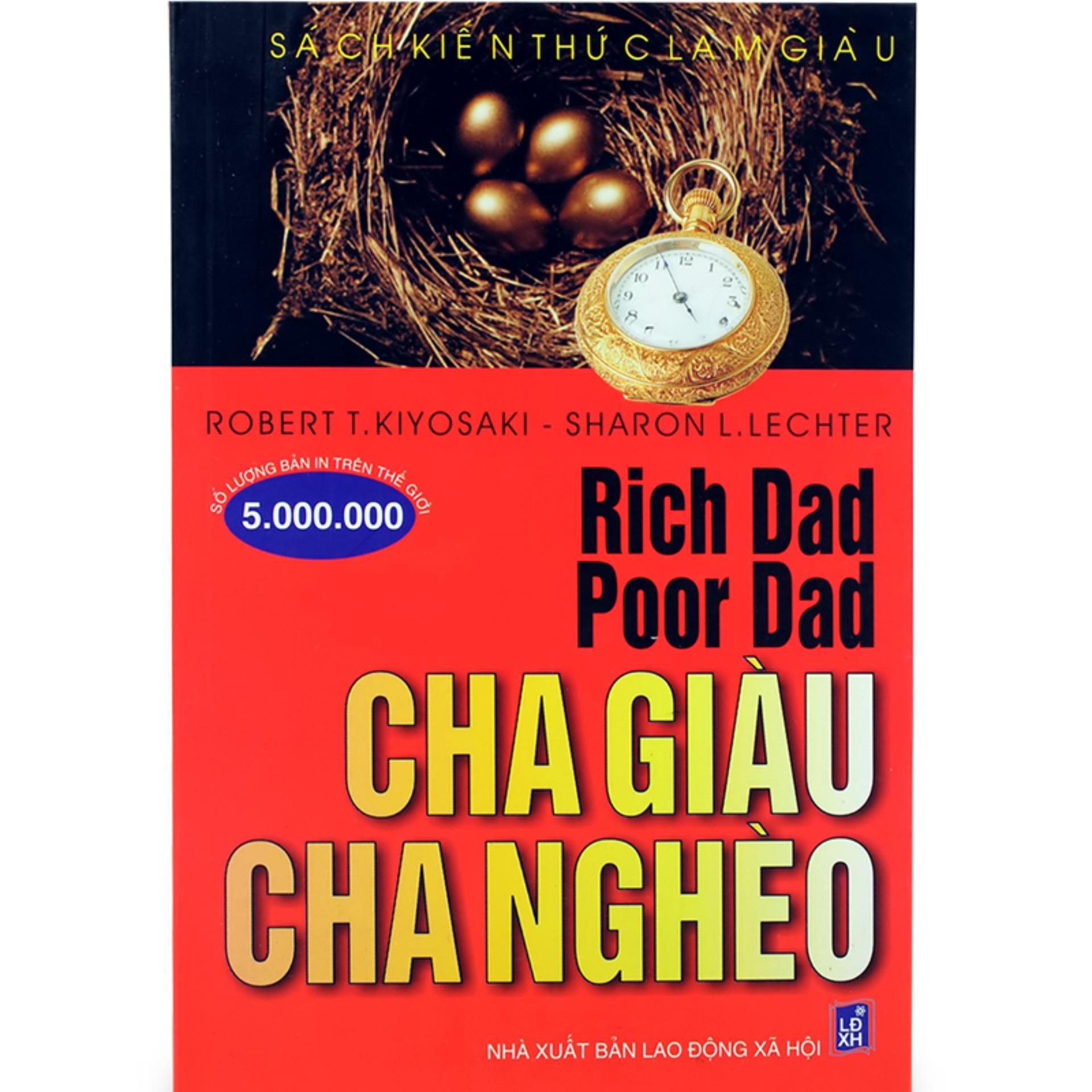 Mua Sách Cha giàu cha nghèo