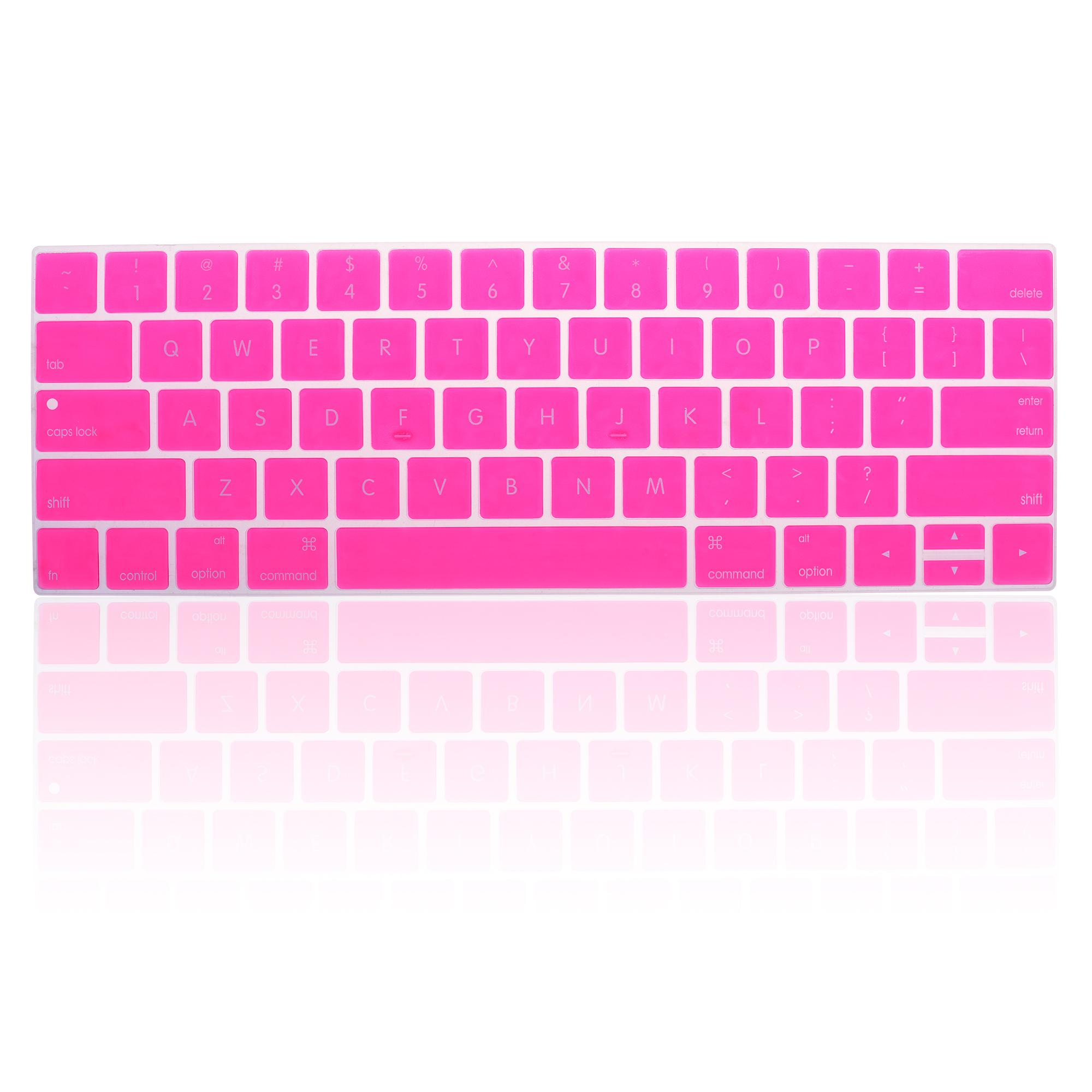 Lightning Power - Keyboard Protector Cover Silicone Skin for Latest (Model A1706/A1707/