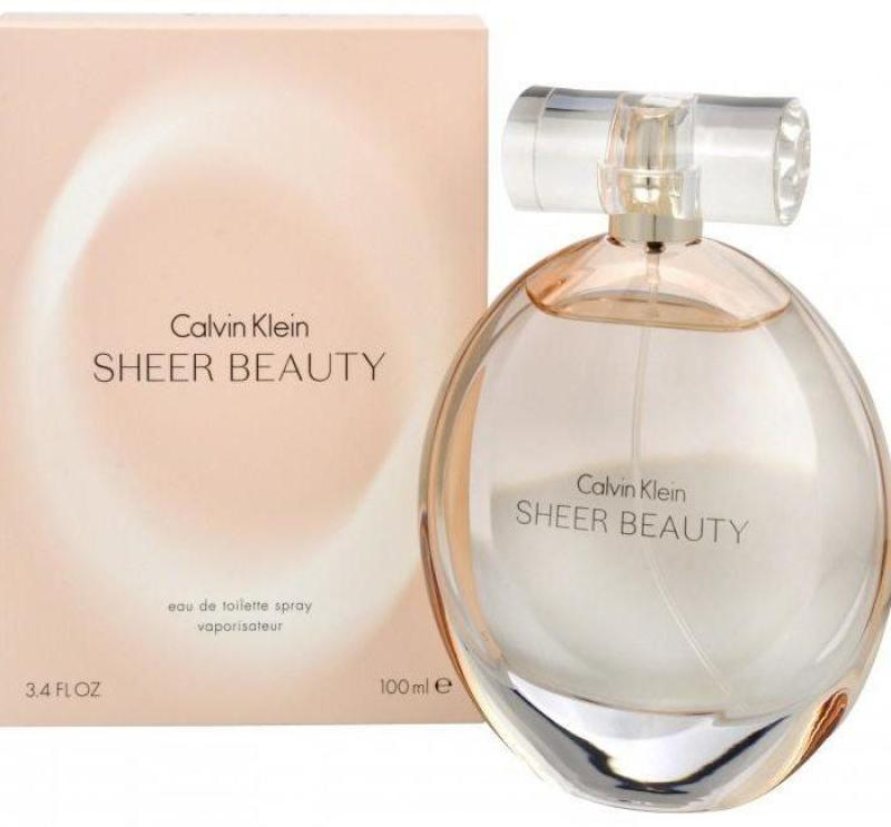 Calvin Klein-Sheer Beauty (EDT)- 100ML