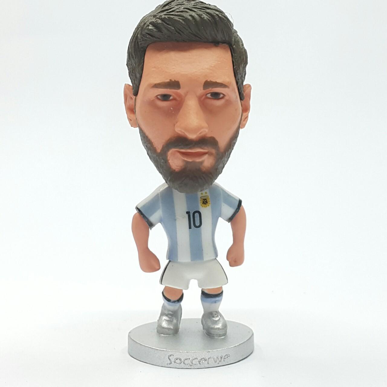 Hình ảnh Tượng cầu thủ bóng đá Lionel Messi - Argentina