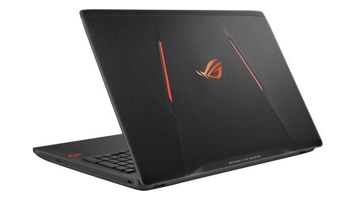 Hình ảnh Laptop Gaming Asus ROG Strix GL553VD-FY884T i7-7700HQ - Ram 8GB-HDD 1000GB - VGA 4G GXT1050 (Đen)