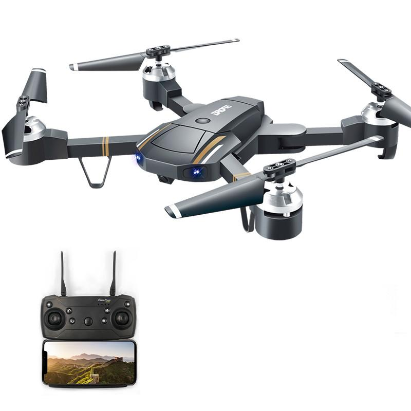 Bintang GW58/XT-1 Lipat Drone Selfie dengan Kamera HD Headless Modus Melayang Quadcopter RC FPV Wifi Quadrocopter