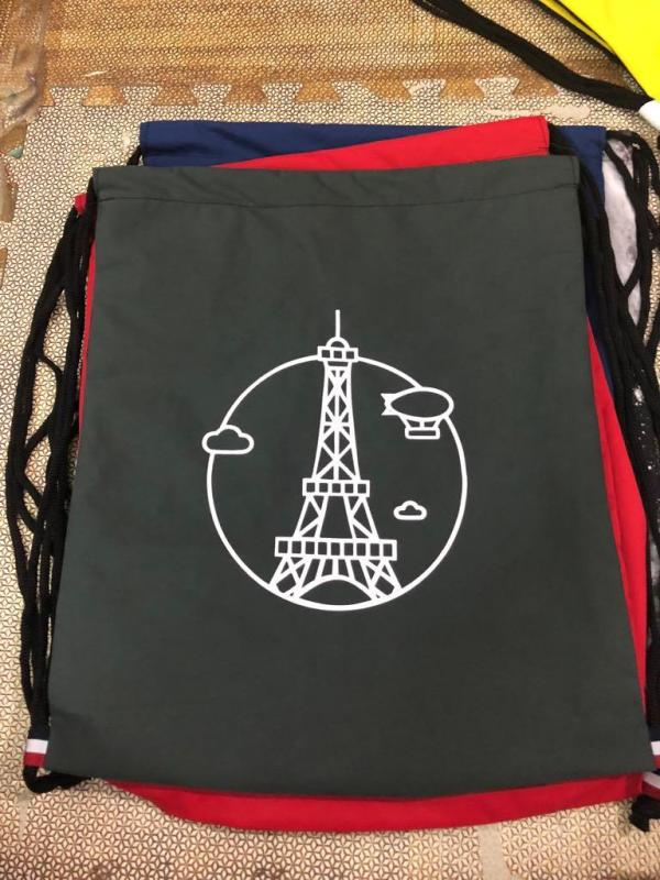 Balo dây rút Tháp Eiffel (GRE)