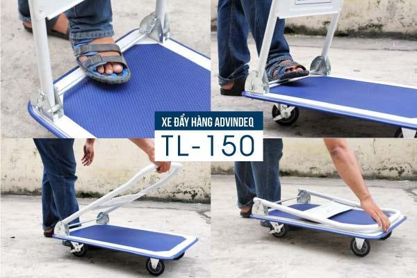 Xe đẩy hàng avindeq TL-150