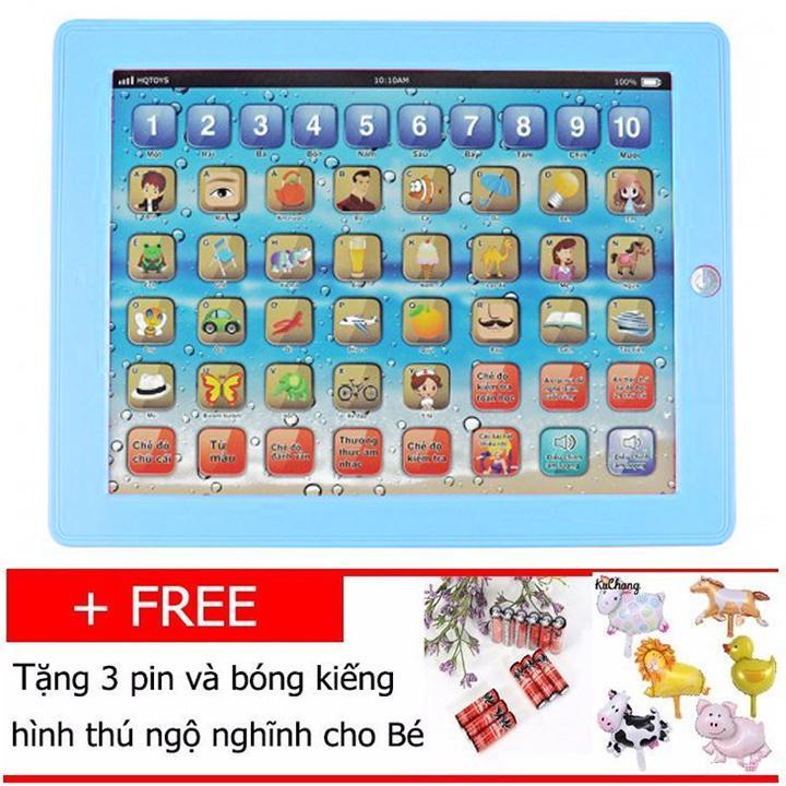 Hình ảnh Máy tính bảng Việt Nam 10 inch cho trẻ em học tập thông minh - Diệp Linh