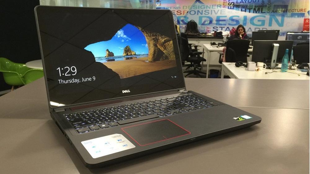 Hình ảnh CHƠI MỌI GAME NẶNG-Dell GAMING 7559 ( i7-6700HQ, RAM 8G, HDD 1000G, VGA Nvidia GTX 960M- 4G, màn 15.6″ Full HD)
