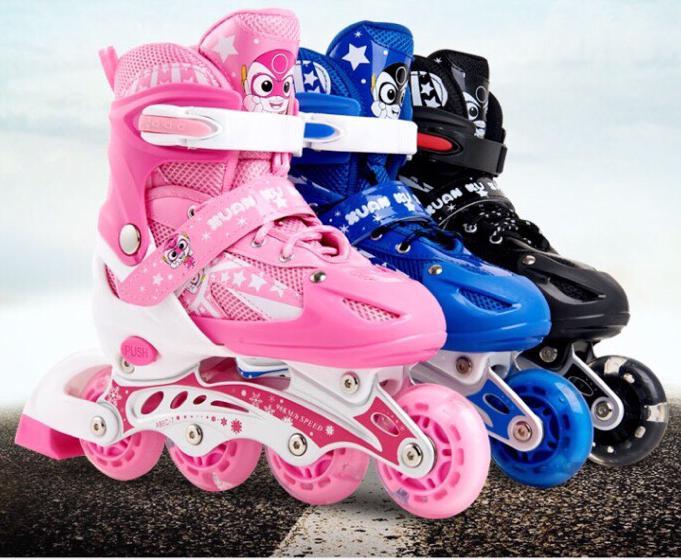 Giày trượt patin 4 bánh phát sáng