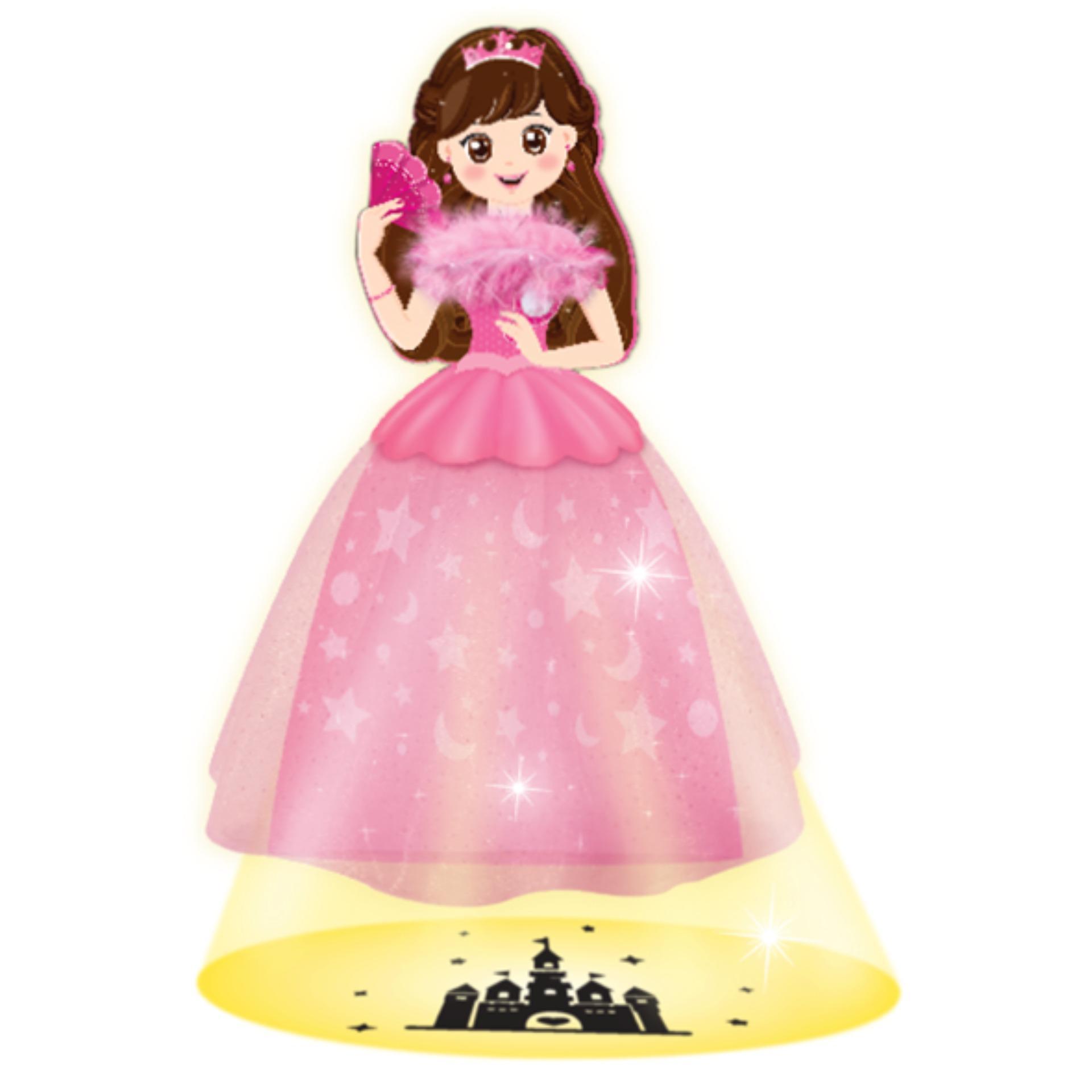 Hình ảnh Lồng đèn ước mơ Kibu - Công chúa Kiêu Kỳ