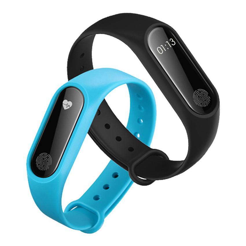 Hình ảnh Đồng hồ thông minh, Vòng đeo tay thông minh cao cấp Smart M2 Kết nối Bluetooth
