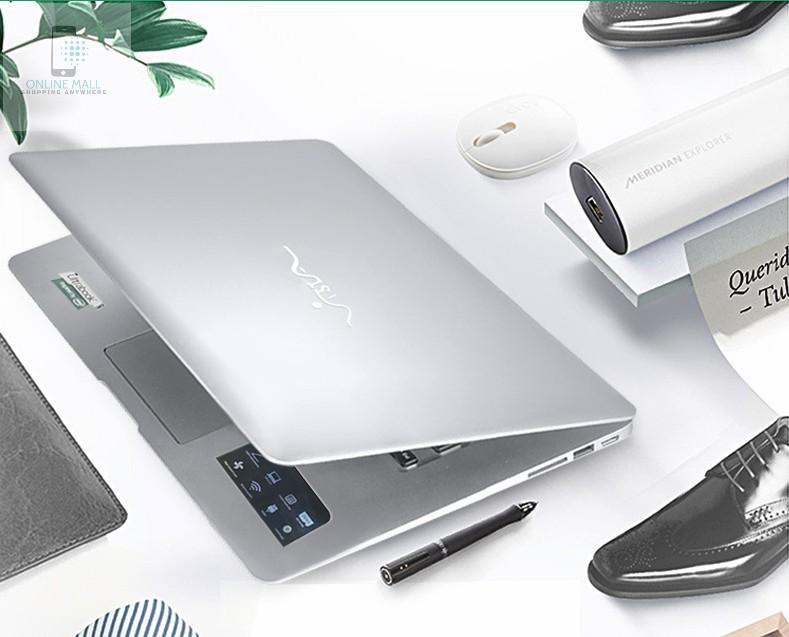 Hình ảnh Laptop S17 Quad-Code Z8350 1,2Kg 14inch Ram 2G - 32Gb