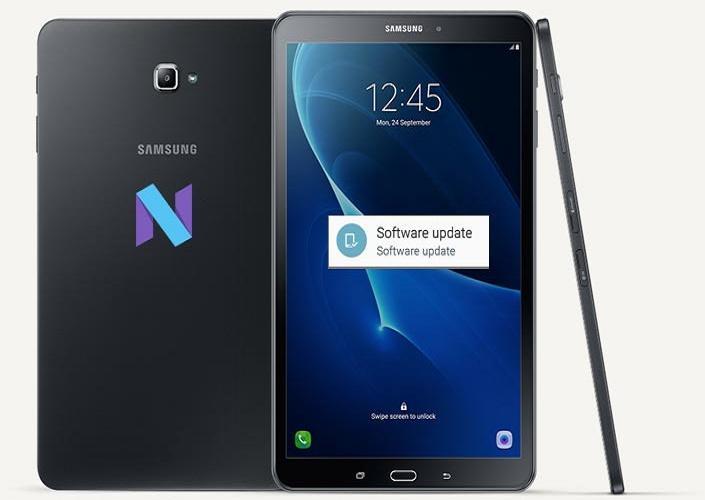 Máy tính bảng Samsung Galaxy Tab A6 10.1 Spen chính hãng