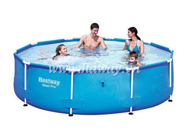 Hình ảnh Bể bơi gia đình Bestway 56406