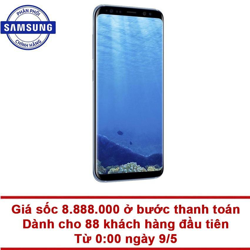 Giá Bán Samsung Galaxy S8 Xanh Hang Phan Phối Chinh Thức