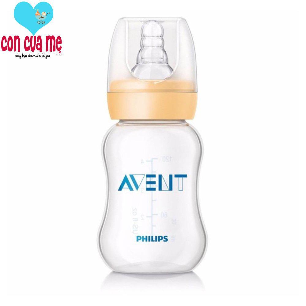 Binh Sữa Philips Avent Pp Cổ Chuẩn 120Ml Cho Trẻ Từ Thang Tuổi Trở Len 970 17 Philips Avent Rẻ Trong Hà Nội