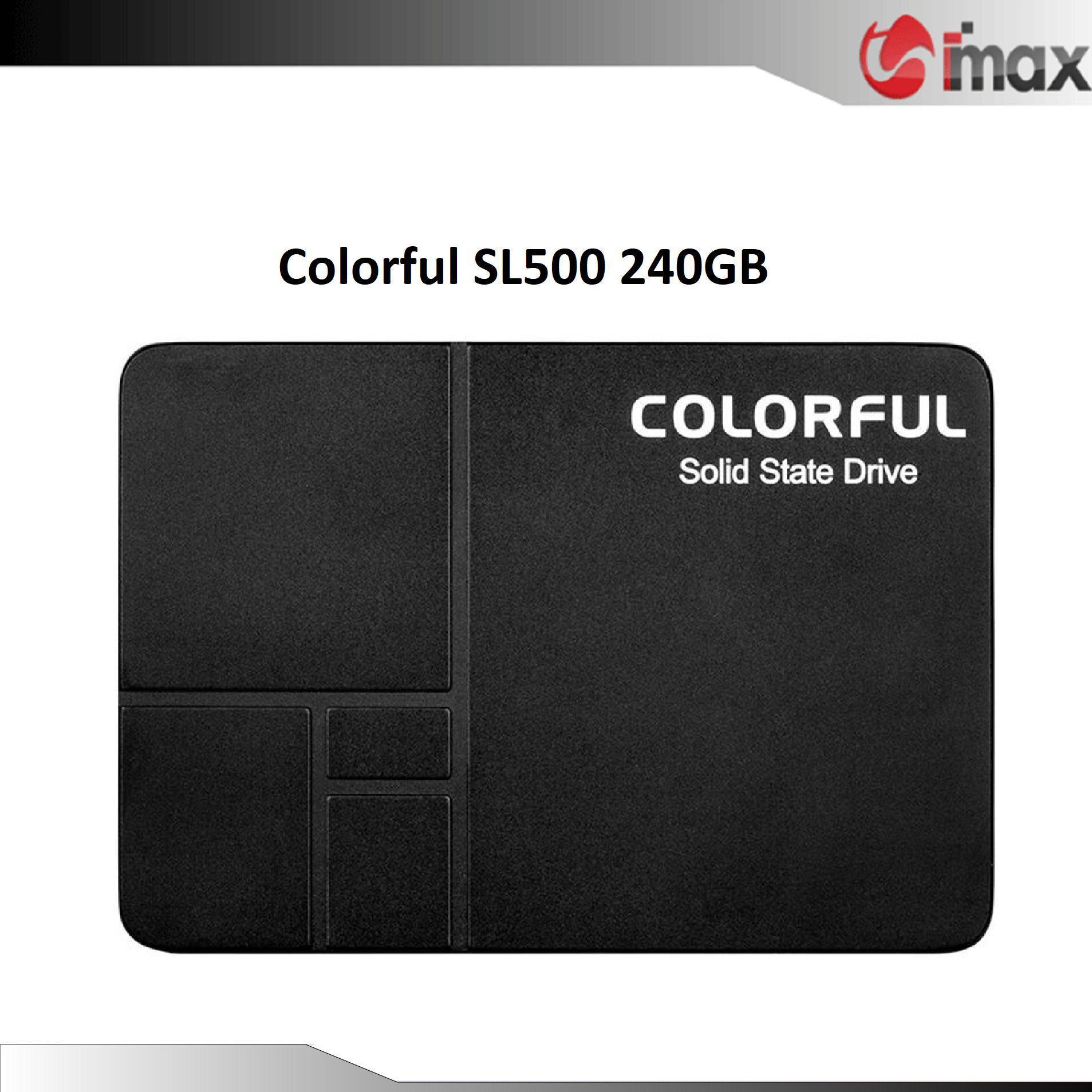 Hình ảnh Ổ Cứng SSD Colorful SL500 SATA III 2.5