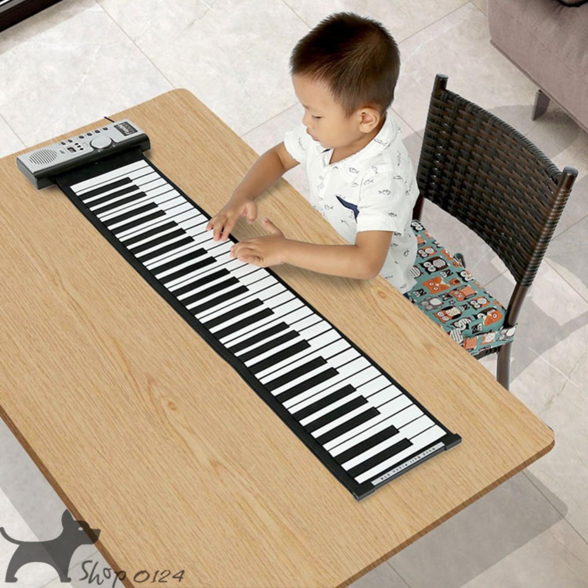 Hình ảnh đàn piano cho người tập chơi