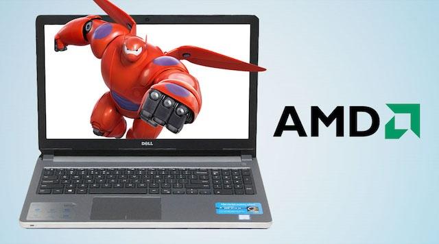 Dell Inspiron 5559 i7 6500U - Hình ảnh mượt và bắt mắt hơn với card đồ họa rời