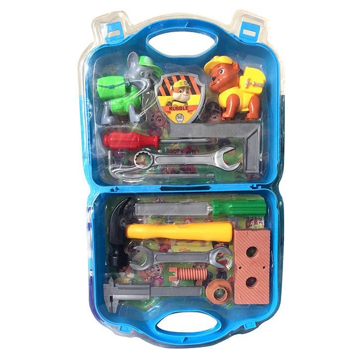 Hình ảnh Hộpđồ chơi bộ dụng cụ sửa chữa 13 món cho bé