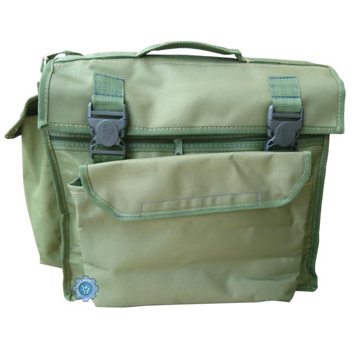 Hình ảnh Túi đựng đồ nghề-Túi đựng dụng cụ kỹ thuật vải bạt không thấm nước