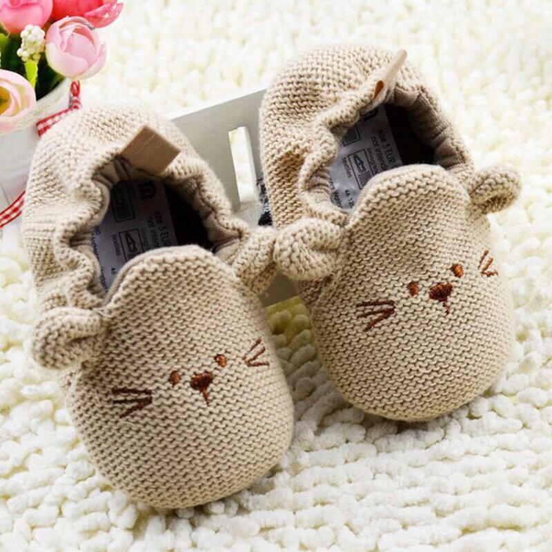 Hình ảnh Giày tập đi hình chuột đáng yêu cho bé
