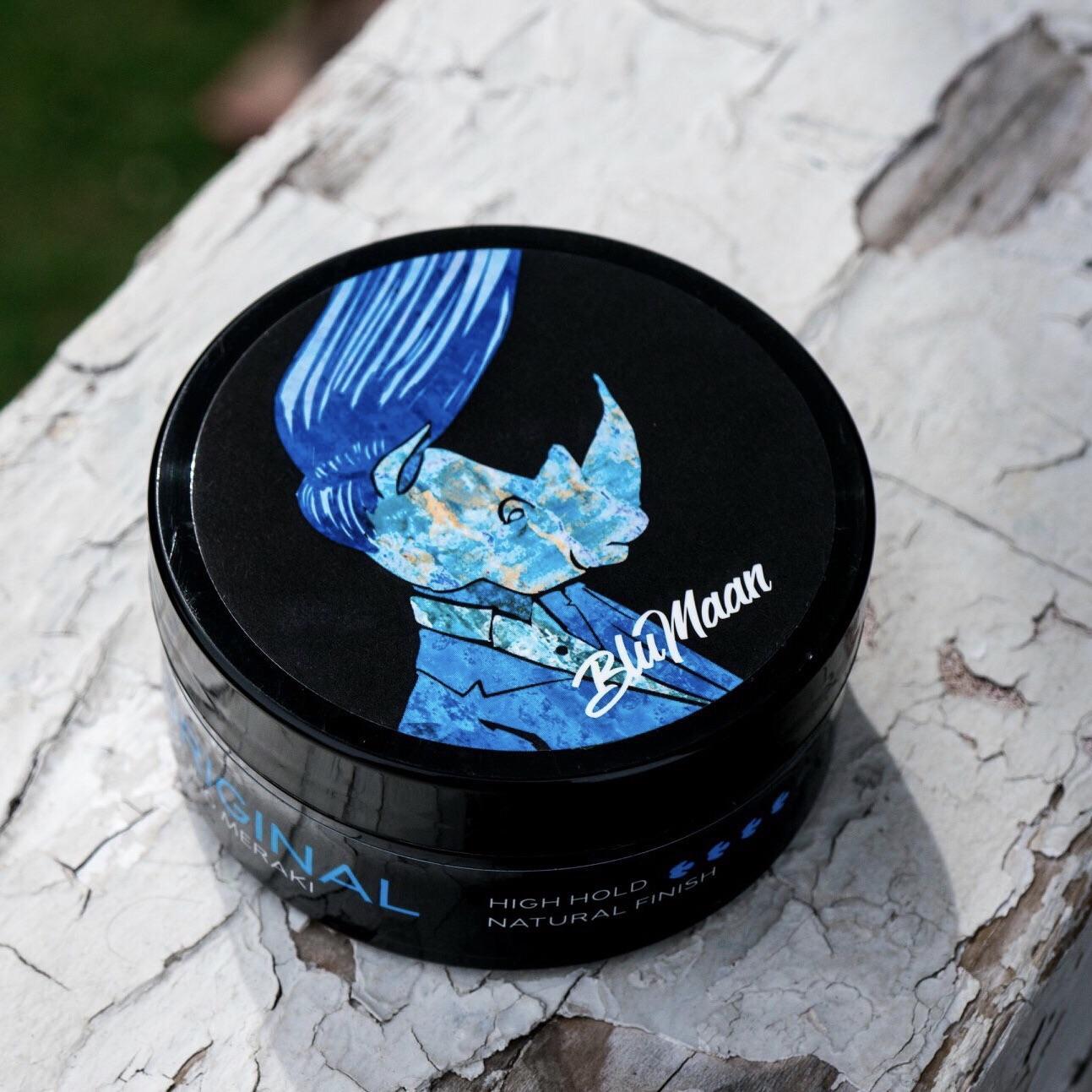 Sáp vuốt tóc Blumaan Tê Giác Mỹ Meraki