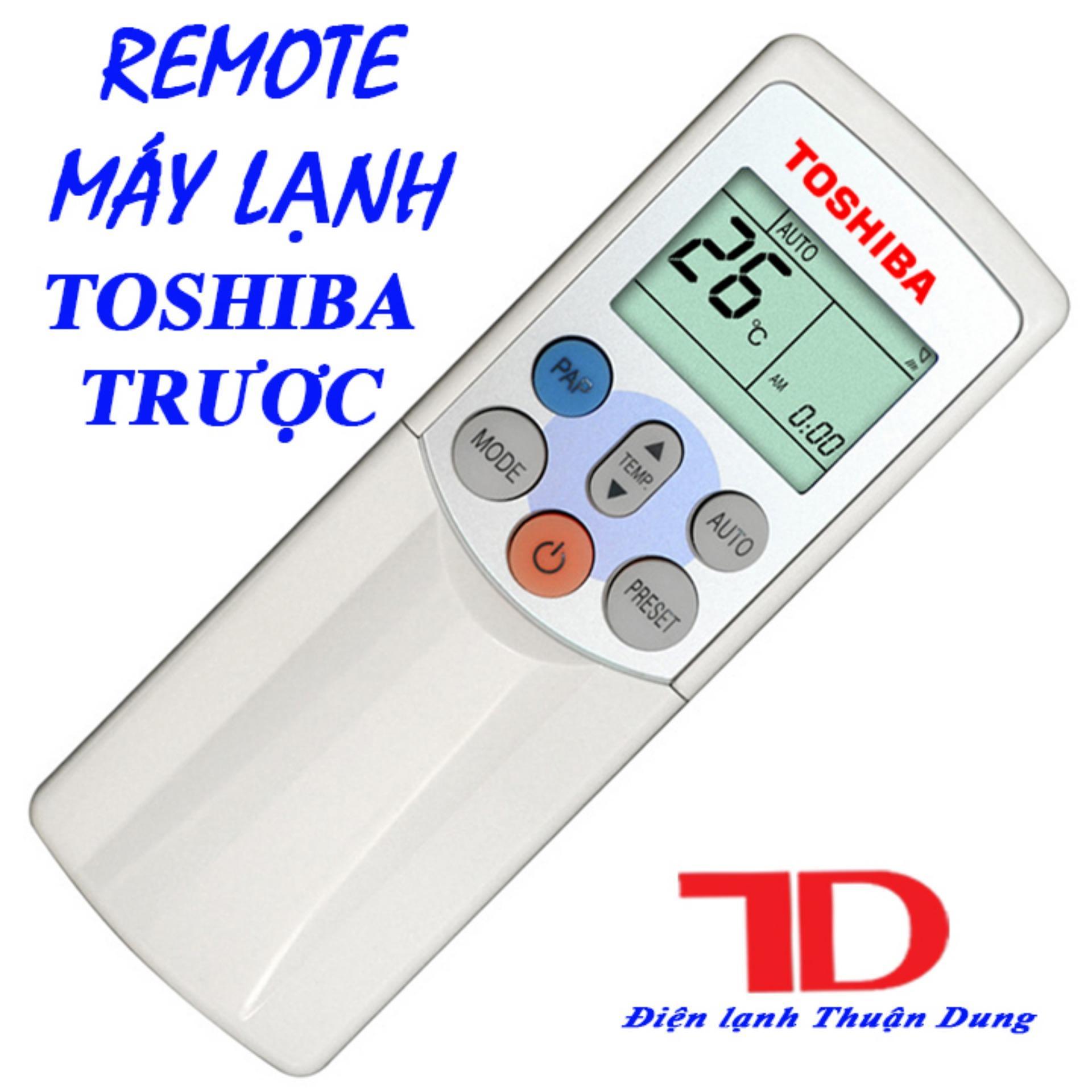 Remote máy lạnh Toshiba