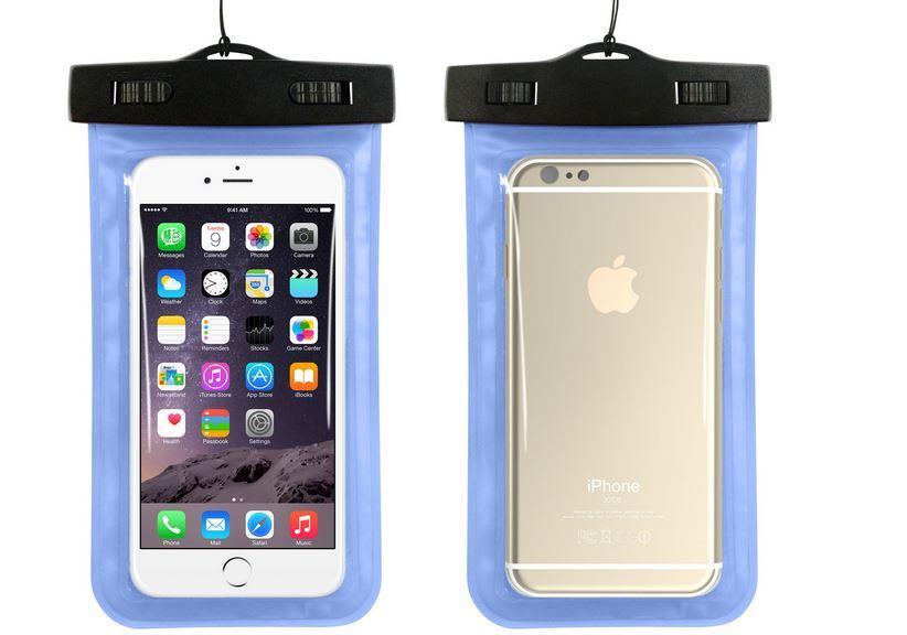 Hình ảnh Túi đựng điện thoại chống nước trong suốt ( Dùng được trên mọi loại điện thoại )
