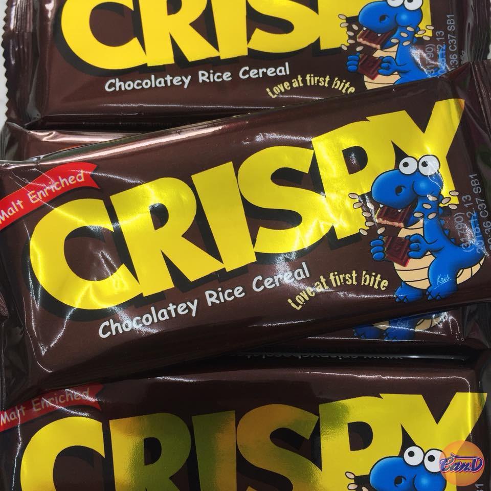 Hình ảnh Crispy Chocolate Rice Cereal
