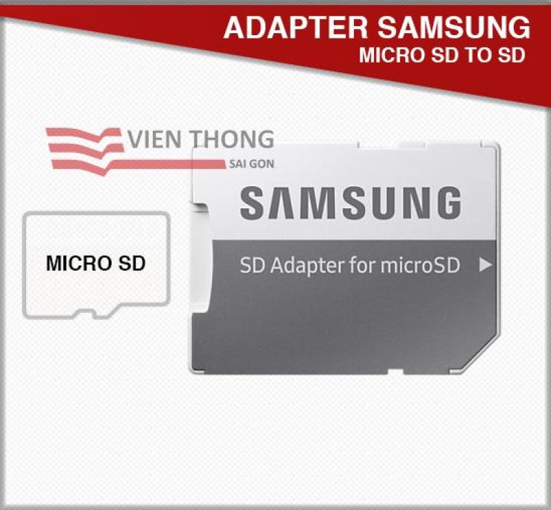 Adapter đuôi thẻ nhớ chuyển micro SD sang SD