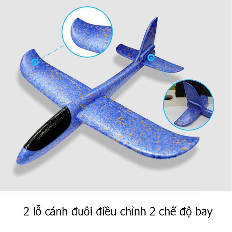 Hình ảnh Máy Bay Xốp Phi Tay 2 Chế Độ Bay - Kích thước 44 cm