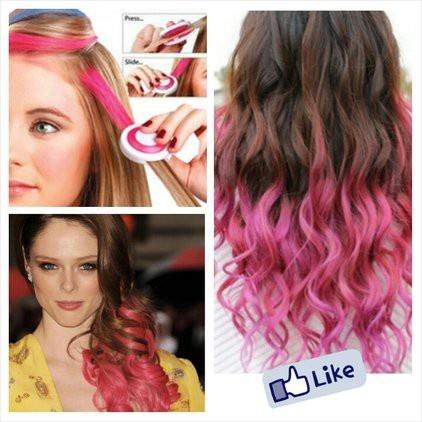 Bộ phấn nhuộm tóc màu Hot Huez 6