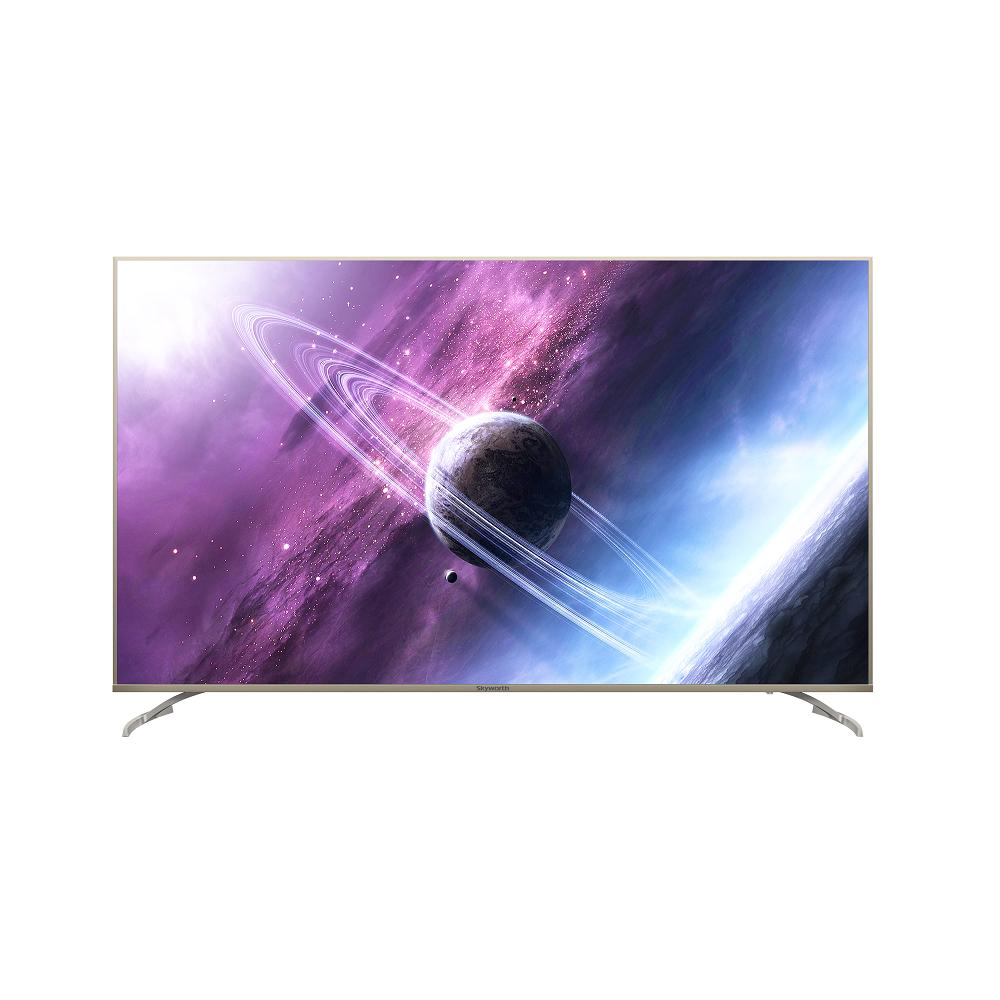 Bảng giá Smart TV Skyworth 55inch 4K Ultra HD - Model 55G2 (Bạc) - Hãng phân phối chính thức