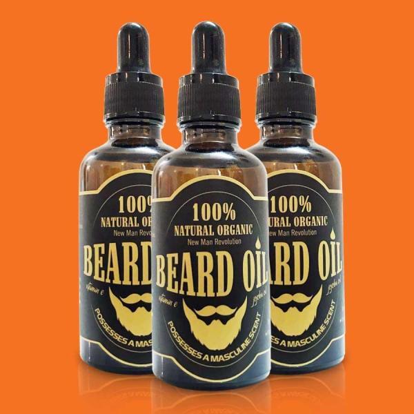 Dầu dưỡng râu Beard Oil 20ml tốt nhất