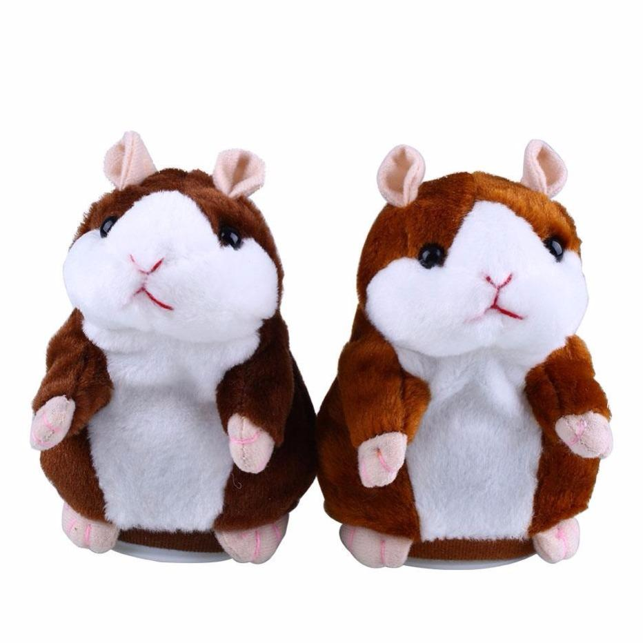 Hình ảnh Chuột hamster biết nói bắt chước mọi thứ tiếng