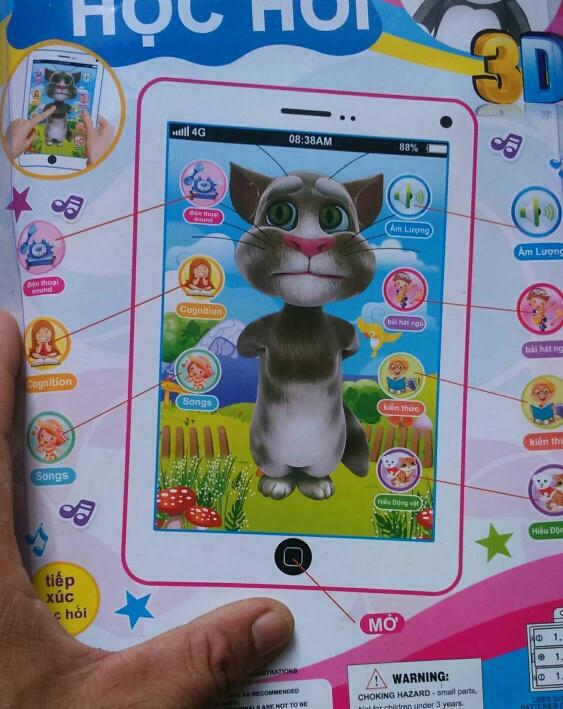 Hình ảnh Trò chơi Mèo tom biết hát