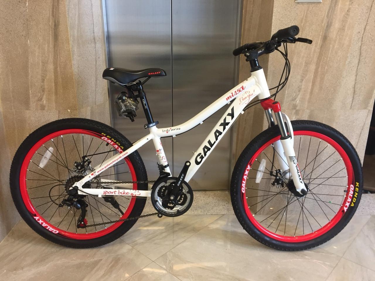 xe đạp thể thao GALAXY ML150 24″ 2018 (1m35-1m55)
