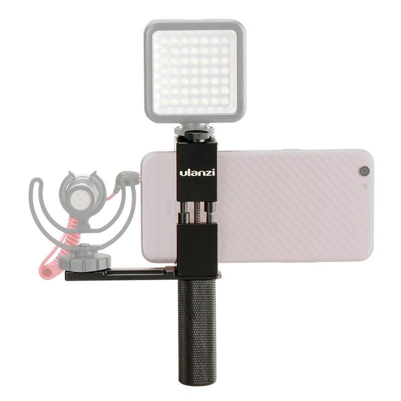 Hình ảnh Combo tay cầm chống rung cho quay phim điện thoại Ulanzi HH-1 [Hãng phân phối chính thức]