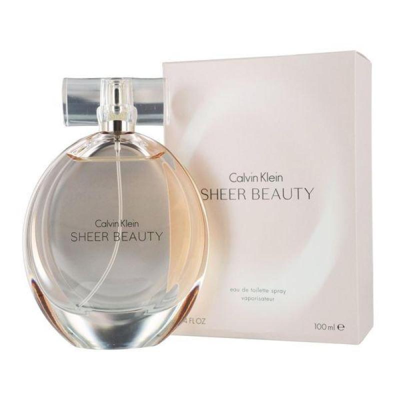 Nước hoa Calvin Klein Sheer Beauty EDT 50ml mang đến vẻ đẹp tự nhiên