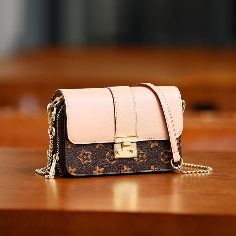 Autumn And Winter Bags 2019 New Style Versatile Fashion Crossbody Bag INS Chain Square Sling Bag 2020 Womens Bag Small